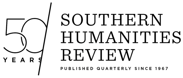 Southern Humanities Review: Published Quartlery Since 1967
